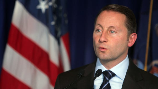 Westchester County Executive Rob Astorino has hired his former campaign manager to a government post.