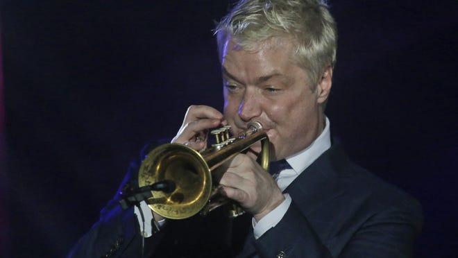 Chris Botti returns to the Xerox Rochester International Jazz Festival on June 30.