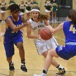 Girls basketball: Bishop Manogue gets past Reed