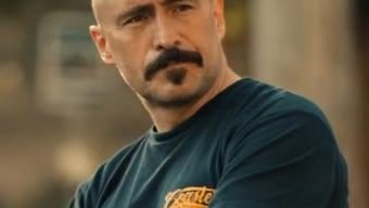 "Demian Bichir stars in ""Lowriders."""