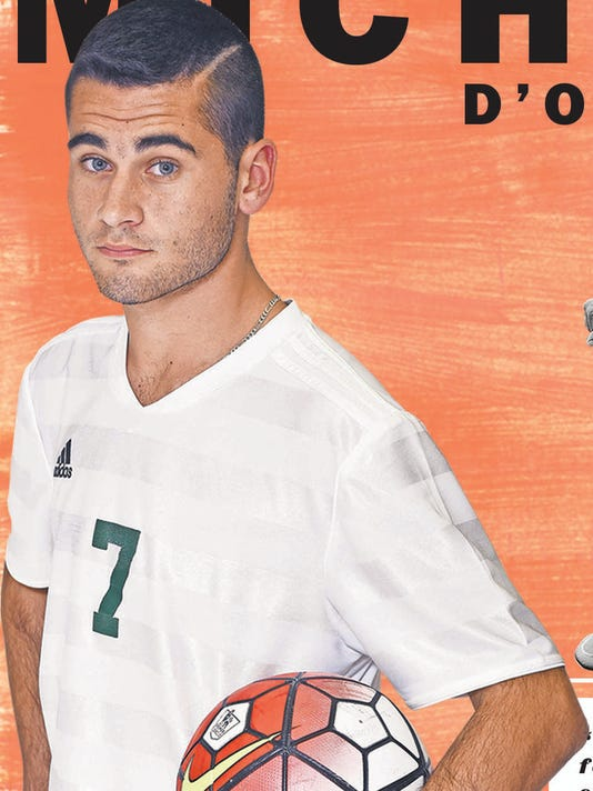 Daily Journal Boys' Soccer Player of the Year