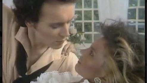 Marc Tyler Nobleman has an interview with Caroline Munro, who co-starred in Adam Ant's hugely popular 'Goody Two Shoes' video.