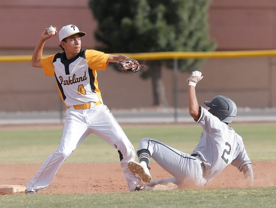 El Paso Hanks and El Paso Parkland will both travel to Corpus Christi to compete in this weekend's Mira's South Texas Baseball Classic in Corpus Christi.