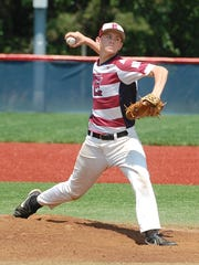 Dan Beebe went the distance for Eastern. The Vikings will face Lenape in Sunday's semifinals.