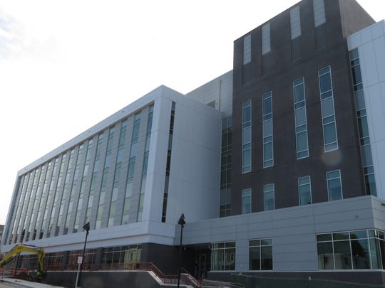 Binghamton University's pharmacy school has been up and running in Johnson City for two years.