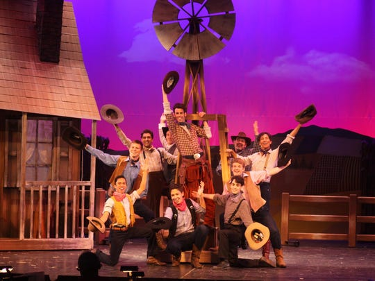 """""""Oklahoma""""deals with the conceptualization of masculinity"""