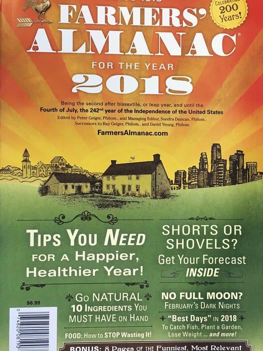 Farmers Almanac