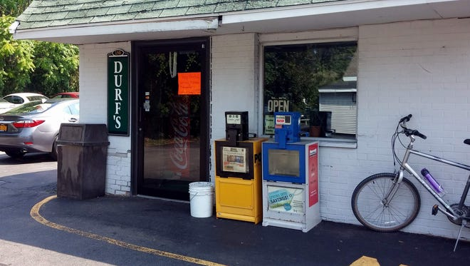 Durf's Family Restaurant is located at 150 N. Main St. in Fairport. It's also accessible from East Avenue.