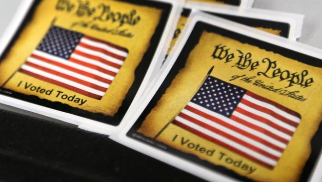 The Rutherford County primary will be held May 1 for races on the Aug. 2 general election ballot.