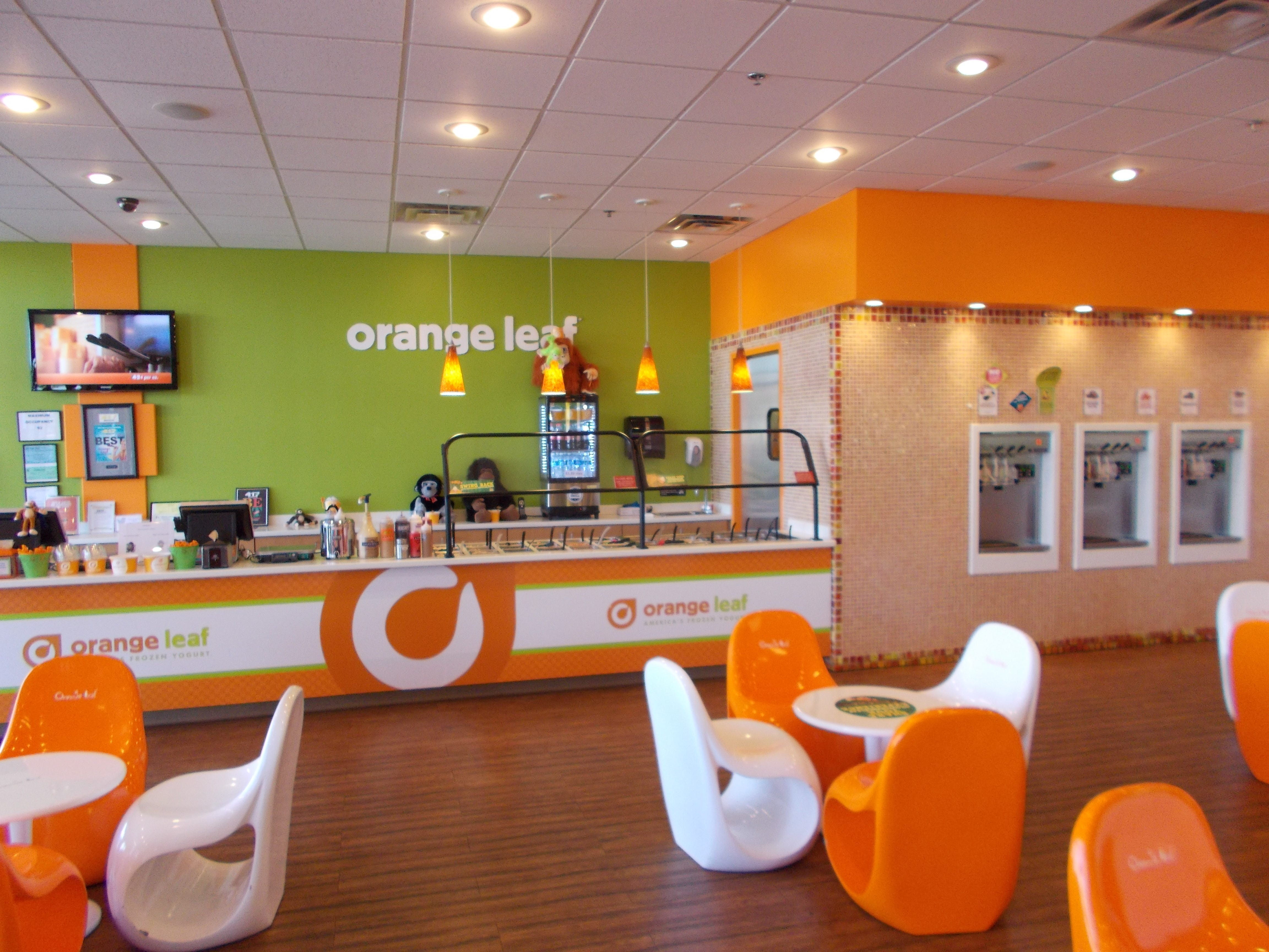 Ordinaire Curt Bartell Keeps Customers Updated On Specials, Products, Fundraising And  Personalized Posts On The Orange Leaf Facebook Page. (Photo: Submitted  Photo)