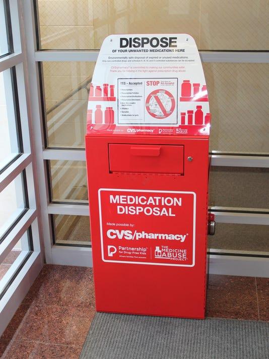 Medication Drop Box