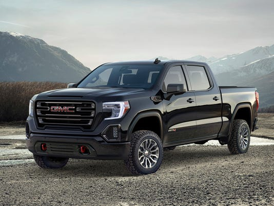 X Trail New Model >> Full-size pickups: A roundup of the latest news on five 2019 models