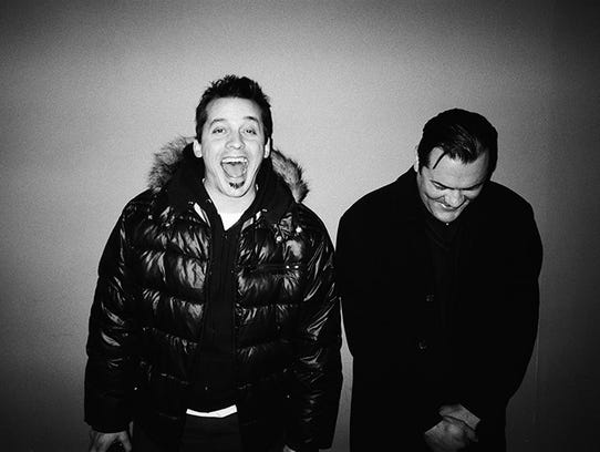 Atmosphere, which formed in 1998, is Sean Daley and