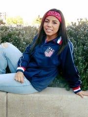 Mariah Trujillo, 15, has been invited to play all-star