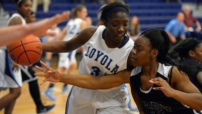 Loyola's Amber Smith, a Missouri signee, will participate in Saturday's 2016 LHSCA All-Star basketball game at BPCC at 1 p.m.