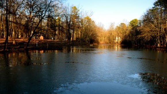 Lake Mathilde
