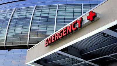 When an individual is uncertain whether a health concern warrants an emergency-room visit, Dr. Kevin Trappe, chairman of the emergency departments at Community Hospitals East and North in Indianapolis, advises to err on the side of caution.