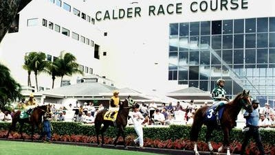 Churchill Downs Inc. has ceased racing at Calder Casino and Race Course in Miami Gardens, Fla., and now only will operate the casino there.