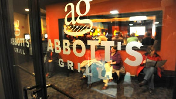 Abbott's Grill in Milford is among the Delaware restaurants receiving Wine Spectator awards.