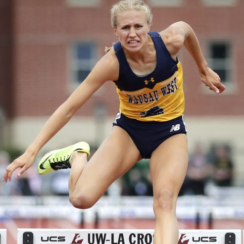 Wausau West's Brooke Jaworski getting first opportunity on international track stage