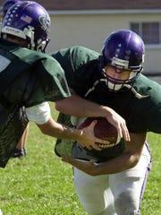 CHCA-CIncinnati Hills Christian Academy RB Jason Bittner