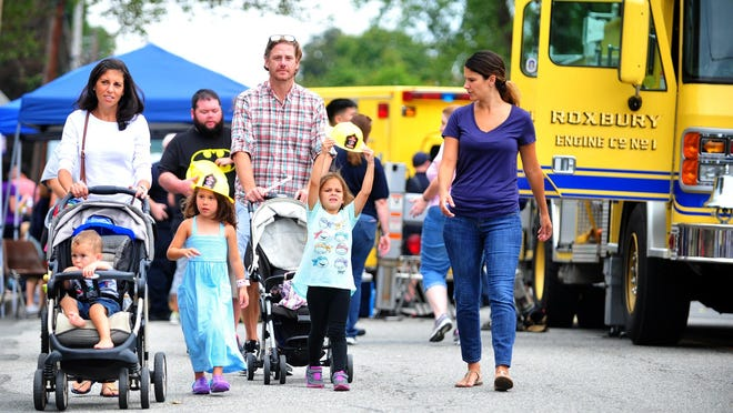 The 28th annual Olde Suckasunny Day takes place along Main Street Saturday.