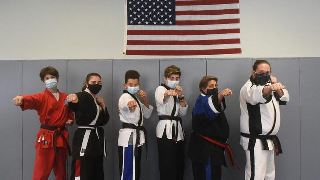 Karate International in Exeter has taught over 2,000 private lessons to students ages 4 to 17 on Zoom.