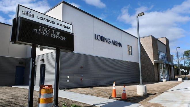 Framingham's Loring Arena.