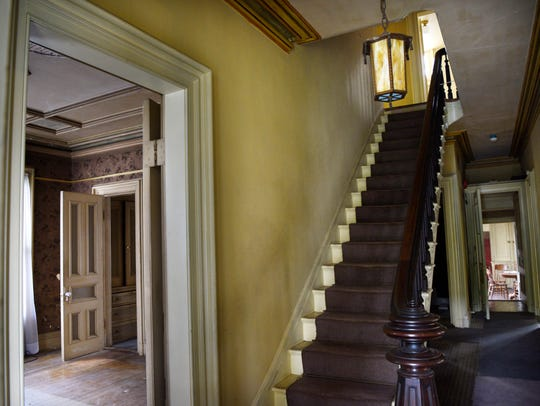 The Captain William Tyson House in Rochelle Park on