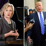 Hillary Clinton cements fundraising advantage over Donald Trump