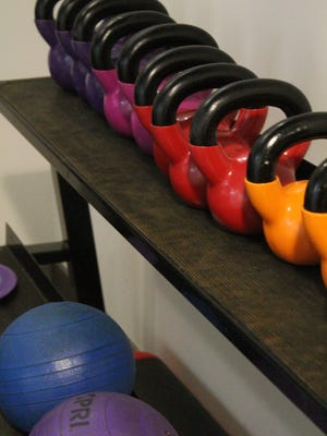 The LIFT Wellness Center provides all kinds of equipment for those looking to start exercising in the new year.
