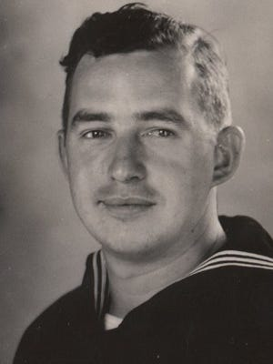 Richard Cmeyla joined the U.S. Navy after his graduation from Algoma High School in 1936.