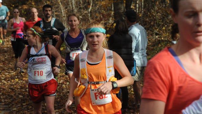 Registration for the annual Shut-In Ridge Trail Run on Nov. 7 in Asheville, opens Saturday, Aug. 1.