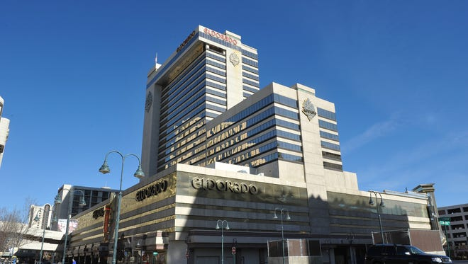 The Eldorado Resort Casino in downtown Reno is part of the Eldorado Resorts, Inc. portfolio that spans gaming properties in 11 states.
