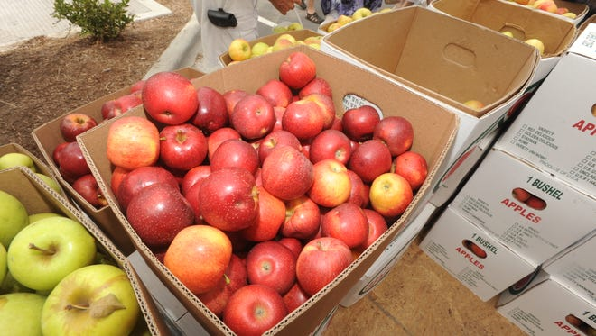 A ;lot of Upstate residents will head to Hendersonville over Labor Day weekend for the North Carolina Apple Festival.