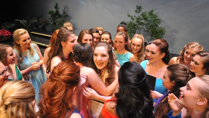 Meet 2018's Distinguished Young Women of York County