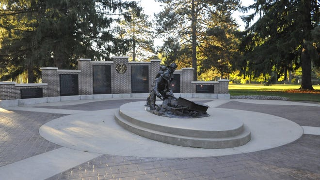 Firefighters from across the state will gather at the Wisconsin State Firefighters Memorial in Wisconsin Rapids Saturday to honor those who have given their lives serving their communities.