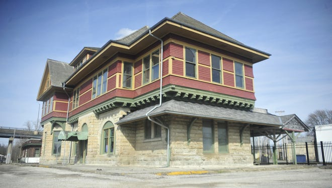 The Big Four Depot in Galion will hopefully be restored if the city receives a restoration grant.