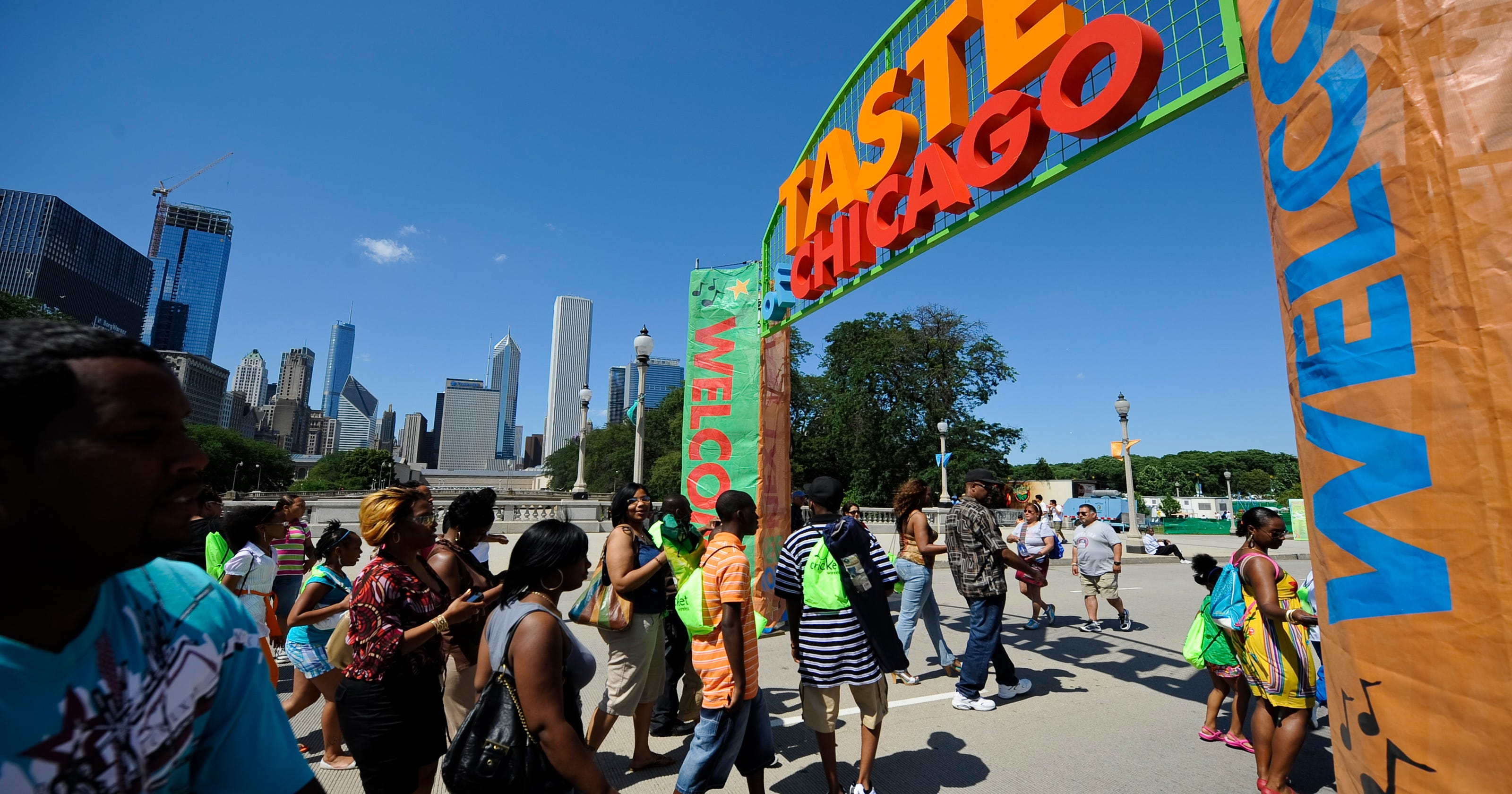 Chicago: Conde Nast Traveler readers name it best big city in the USA