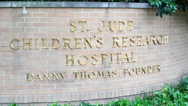 St. Jude Children's Research Hospital is starting a $2.5 million renovation of the building that houses its human resources department.