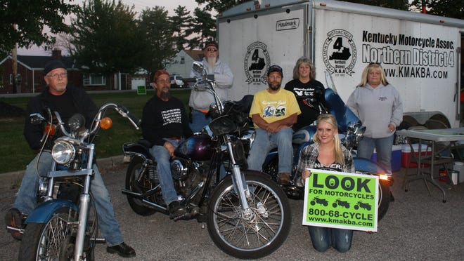 Every Tuesday night while weather permits, members of the Kentucky Motorcycle Association will host Bike Night outside the Throttle Stop Bar and Grill, which includes contests, music and vendors outside, as well as specials and entertainment inside the restaurant.