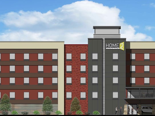 A 120-room hotel is slated to be added at Biltmore
