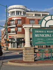 The Thomas A. Weaver Memorial Municipal Complex and The Depot at Nickel Plate on 116th Street add to the downtown in Fishers.