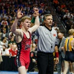 Unbeaten Fort Dodge wrestler Brody Teske picks Penn State