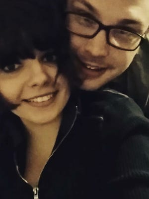 Lisa Back and Ben Kelley, who were engaged to be married, died in a Saturday night fire at their apartment building in Westland.
