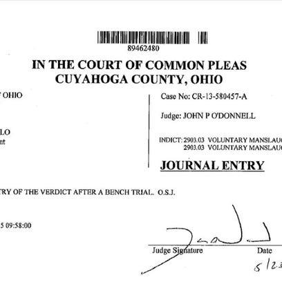 Michael Brelo verdict full text