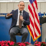 Climate hot enough for you? Not for Scott Pruitt