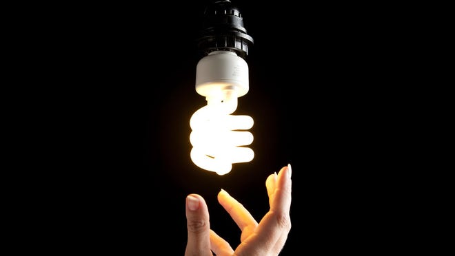 Light bulbs are rapidly changing and becoming more efficient.