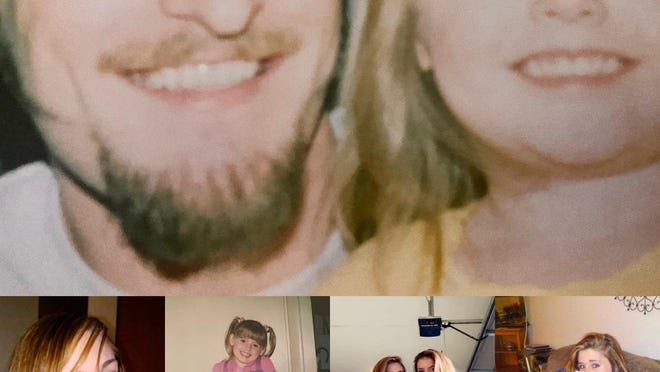 A photo compilation of Haley Decker, a young woman with ties to Galesburg and Alexis who was found murdered in Southern Illinois on March 26, 2020.
