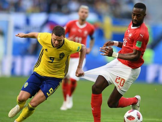 Suecia, el único equipo que perdió con Alemania en